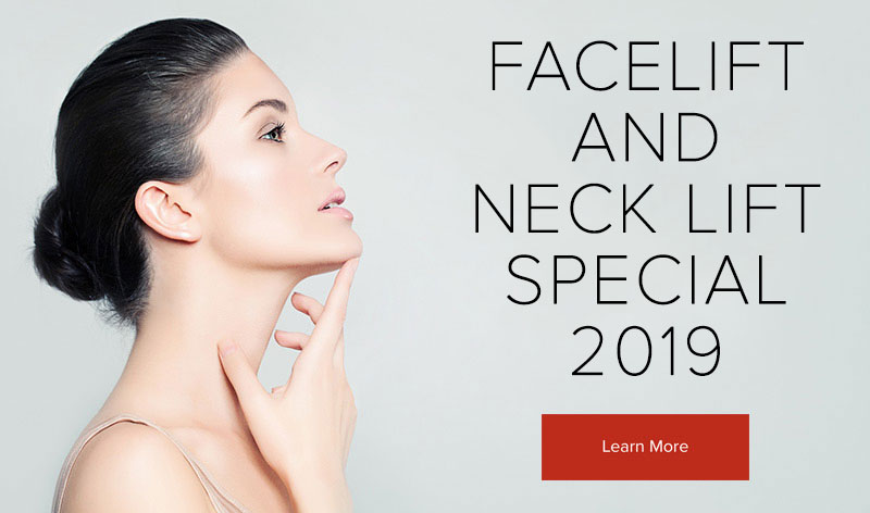 Facelift and Necklift Special 2019
